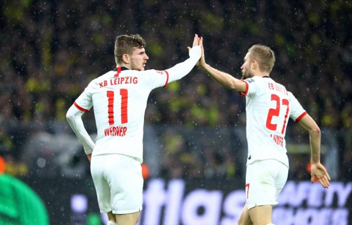 'It's only a matter of time' before Real Madrid make an offer for Timo Werner - Bóng Đá