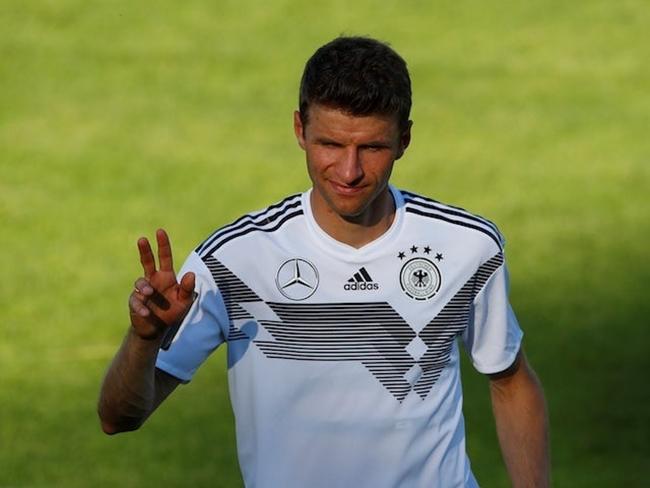 Muller nói gì về việc tham dự Olympic Tokyo - Bóng Đá