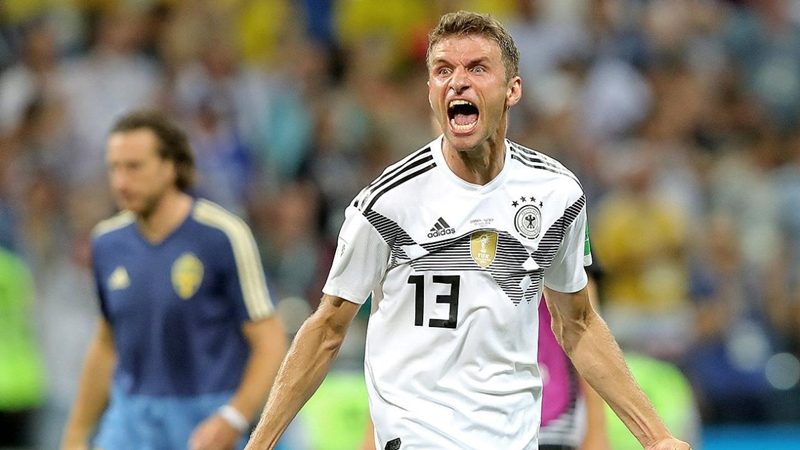 Bayern would allow Thomas Müller to participate in Tokyo's summer Olympics - Bóng Đá