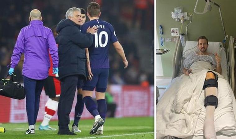 Tottenham Targets Edinson Cavani to Cover for Injured Harry Kane  - Bóng Đá