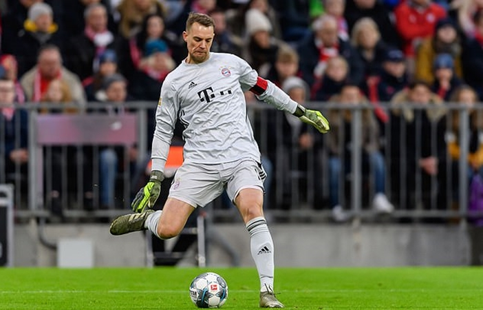 Manuel Neuer 'in contact with Juventus over stunning Serie A switch' - Bóng Đá