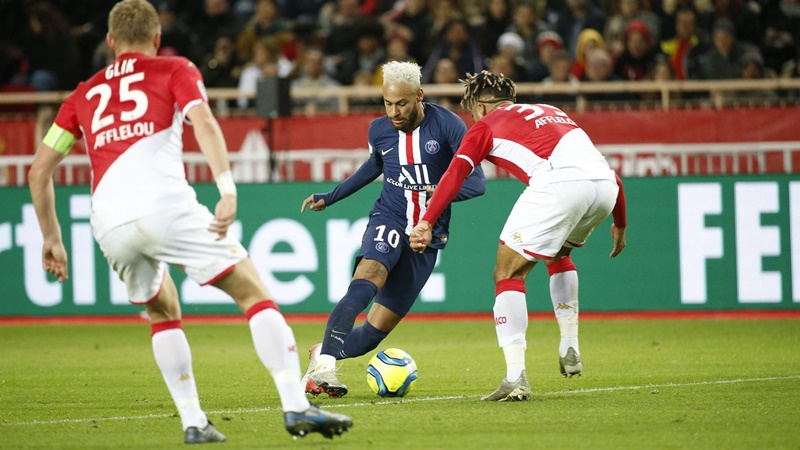 Neymar Jr equals Bianchi and Mbappé's record - Bóng Đá