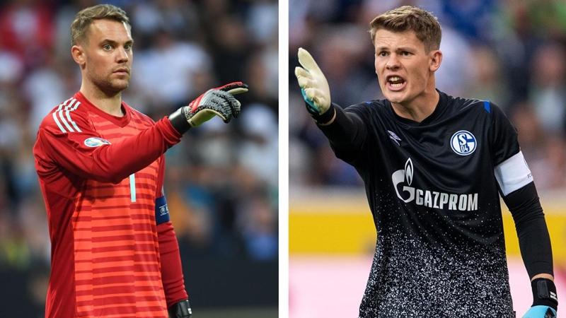 Neuer không nhường suất ra sân cho Nubel - Bóng Đá