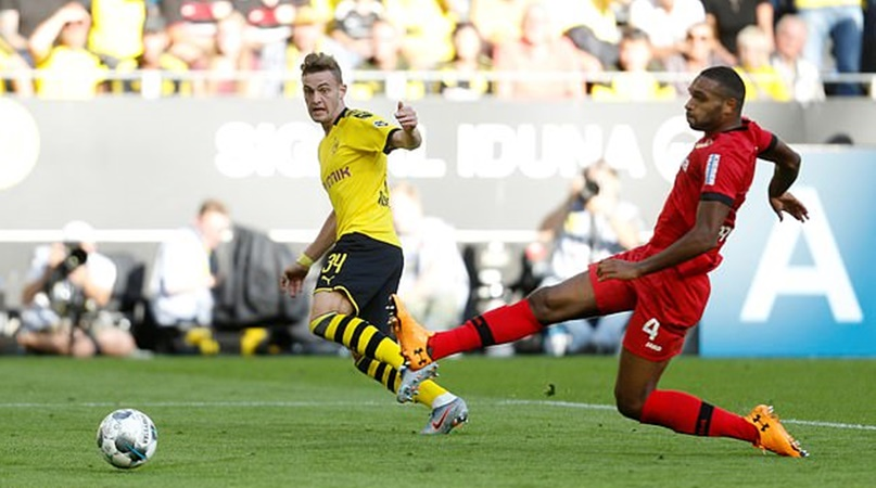 Bournemouth 'in talks to sign Borussia Dortmund's Jacob Bruun Larsen' - Bóng Đá