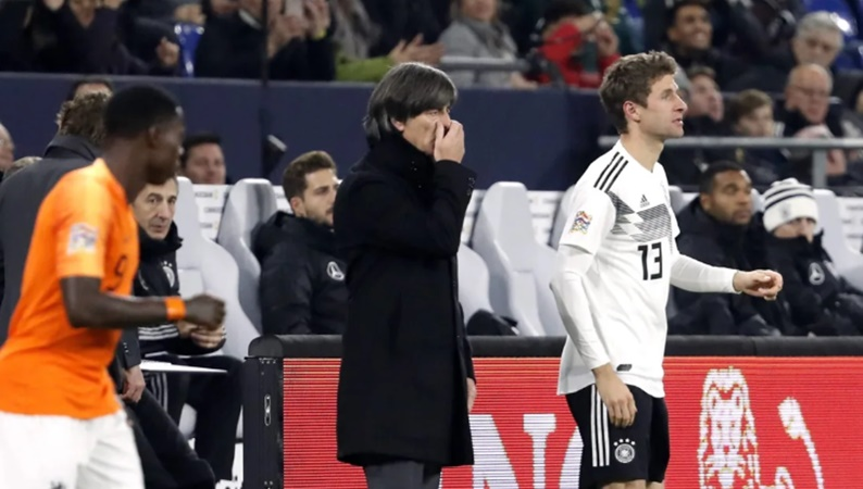 Why Thomas Müller is the perfect player to lead Germany's 2020 Olympic bid - Bóng Đá