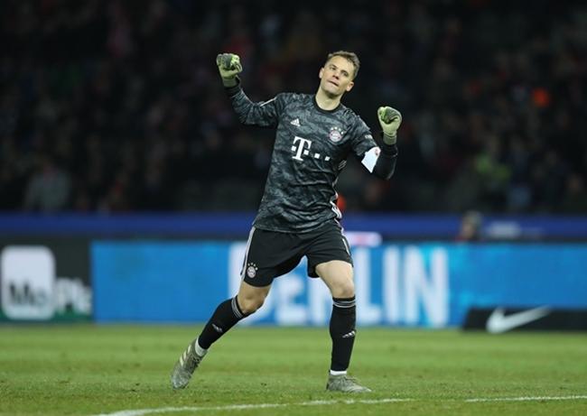 Neuer muốn nhận lương ngang Lewandowski - Bóng Đá