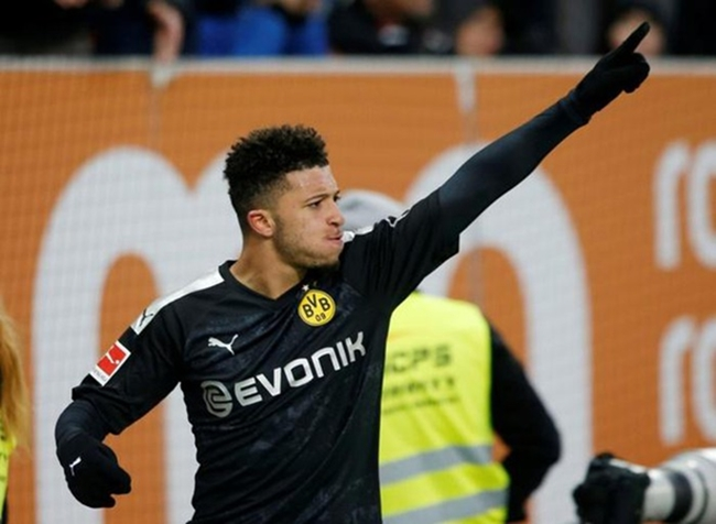 Jadon Sancho's stats this season are simply mind-blowing - Bóng Đá