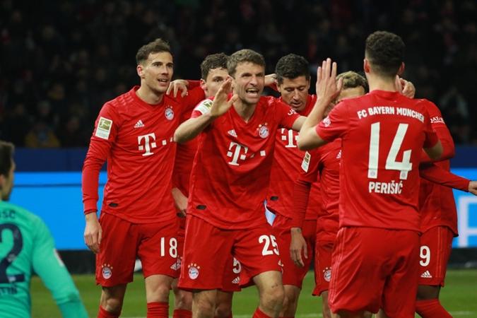 Góc Bayern: Có một Muller rất khác - Bóng Đá