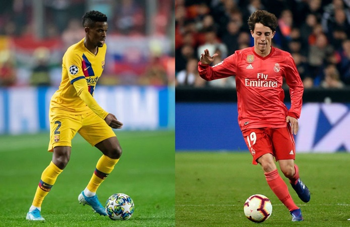 Bayern are looking for  Álvaro Odriozola and Nélson Semedo  - Bóng Đá