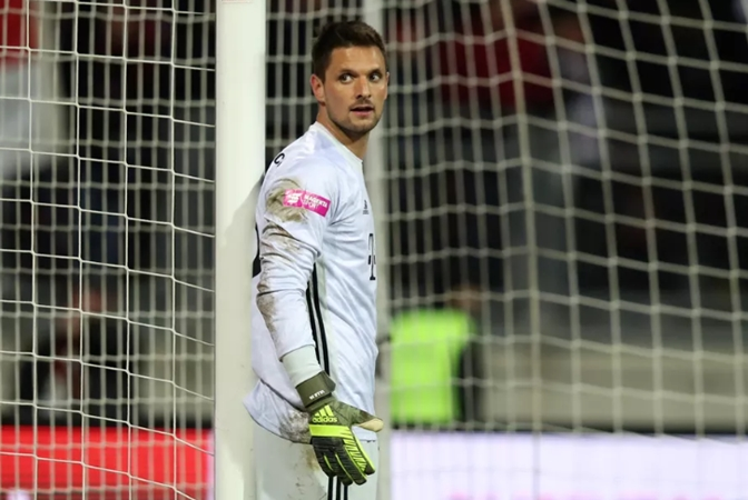 Sven Ulreich is open to leaving Bayern Munich for the right opportunity - Bóng Đá