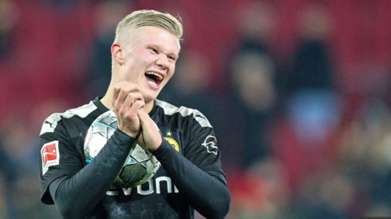 Erling Håland was scouted by Bayern in 2018 before he signed for RB Salzburg - Bóng Đá