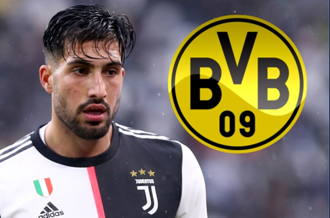 Emre Can 'increasingly likely' to join Dortmund - Bóng Đá