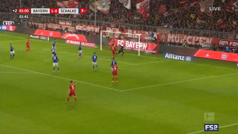 Đè bẹp Schalke, Bayern đón chào sự trở lại của