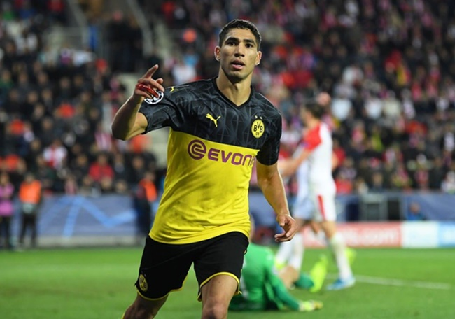 Hakimi's agent has denied any contact or interest from Bayern - Bóng Đá