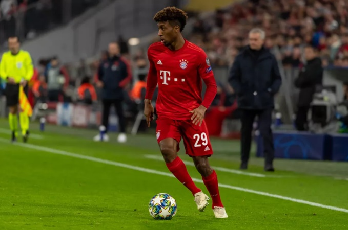 Bayern Munich winger Kingsley Coman switches agent to outfit used by EPL stars - Bóng Đá