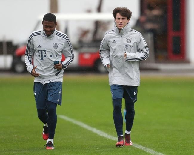 Bayern tập luyện - Bóng Đá