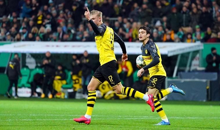 NHM Dortmund nói gì khi Haaland ghi bàn? - Bóng Đá