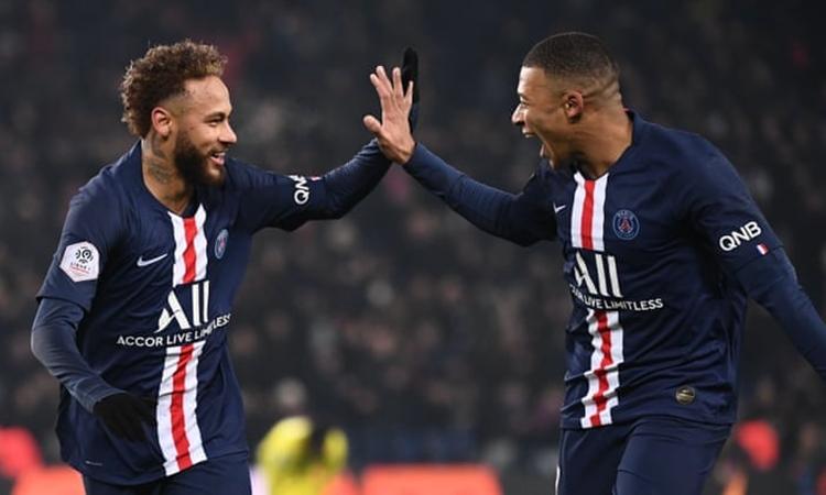 Neymar Makes More Than €1M Per Month Than Mbappé  - Bóng Đá