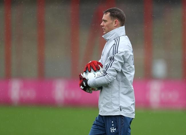 Hainer on Manuel Neuer: