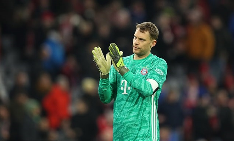 'My plan is that I continue to play football for Bayern': Manuel Neuer - Bóng Đá