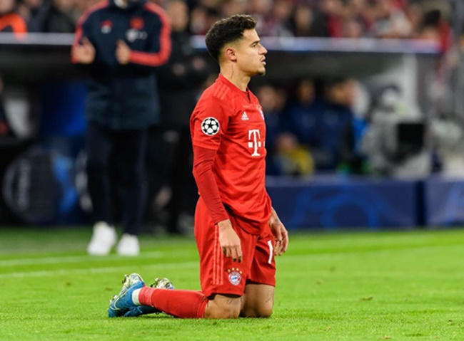 Philippe Coutinho tells Barcelona he doesn't want to return, but Bayern Munich remain undecided - Bóng Đá