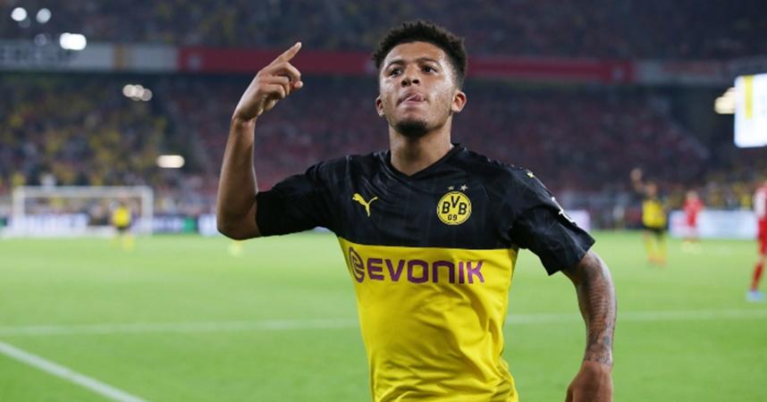 Meet Borussia Dortmund's Fantastic Four: Sancho, Haaland, Hakimi & Brandt - Bóng Đá