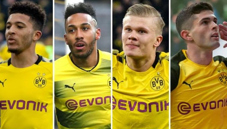 Borussia Dortmund: 'We don't buy superstars, we make them' - Bóng Đá