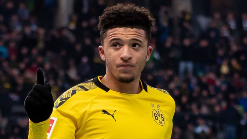 Man City 'expected' to bid for Borussia Dortmund winger in the summer - Bóng Đá