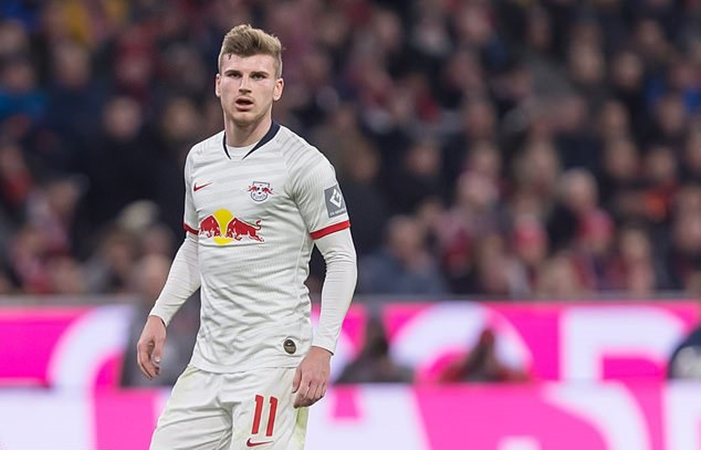 Liverpool 'only have until APRIL to activate Timo Werner's £51m release clause - Bóng Đá