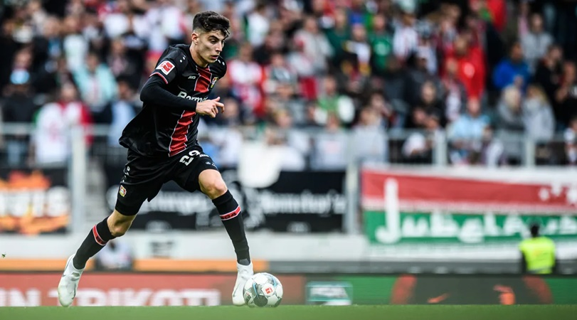 Kai Havertz becomes third-youngest player to celebrate 50 Bundesliga wins - Bóng Đá