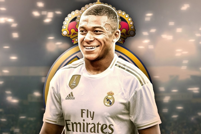 Mbappe would be a great signing for Real Madrid - Figo - Bóng Đá