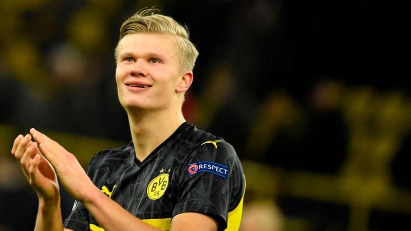 Favre impressed by Haaland's defensive work in Dortmund's Champions League win - Bóng Đá