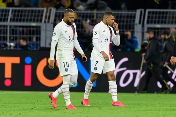 Thomas Tuchel Says Neymar Lacked Rhythm vs. Dortmund - Bóng Đá