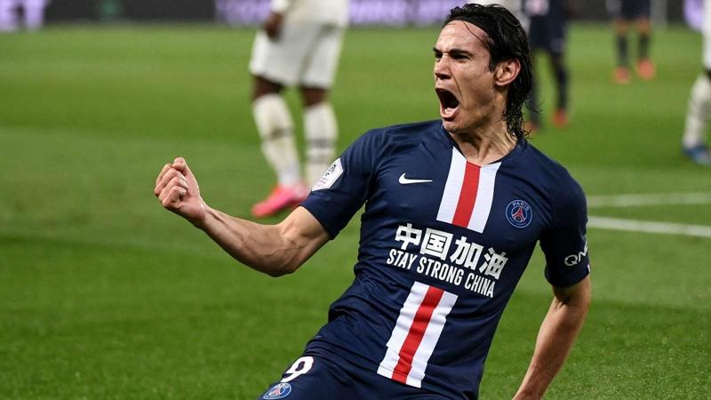 Cavani becomes first PSG player to score 200 goals for the club - Bóng Đá