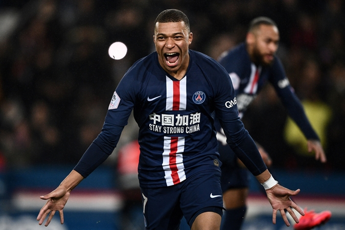 Mbappé is the first French player to be involved in at least 20 goals in four consecutive seasons - Bóng Đá