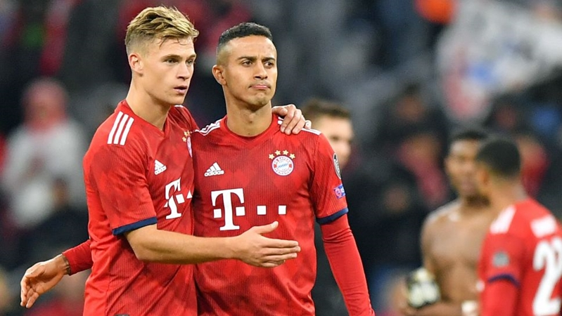 Joshua Kimmich is planned as a number 6 for the future - Bóng Đá