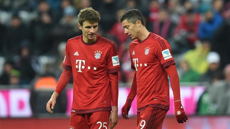 The three Bayern Munich players who will miss Chelsea Champions League tie - Bóng Đá