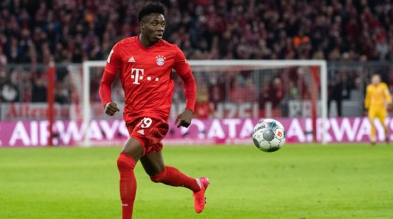 Bayern Munich to offer Alphonso Davies lucrative new contract in wake of huge win over Chelsea - Bóng Đá