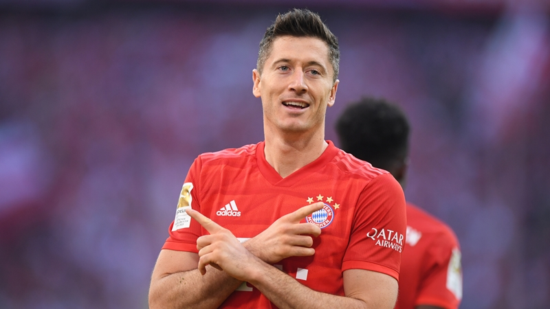 David Alaba: Robert Lewandowski deserves to win the Ballon d'Or - Bóng Đá