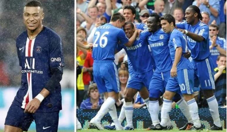 Kylian Mbappe opens up on Chelsea trial as he lifts lid on meeting one Blues hero - Bóng Đá