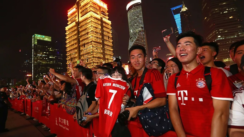 Bayern are considering canceling their China tour planned for the summer due to the Coronaviru - Bóng Đá