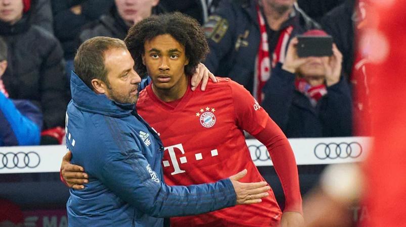 Bayern Munich coach Hansi Flick explains why Joshua Zirkzee replaced Robert Lewandowski - Bóng Đá