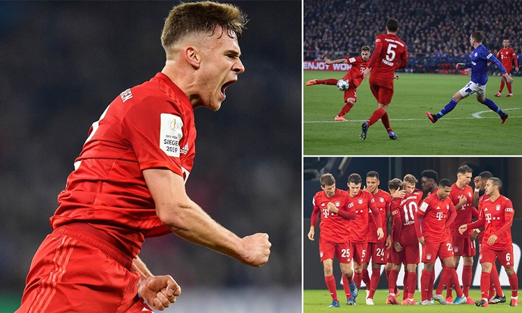 Sao Bayern cosplay Liverpool, trở thành trò hề - Bóng Đá