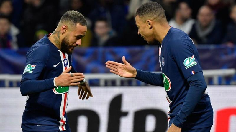 PSG 'willing to sanction Neymar transfer' to keep Kylian Mbappe at club - Bóng Đá