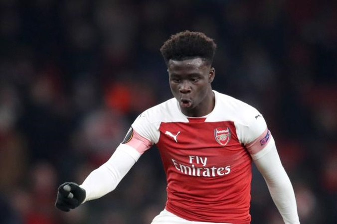 Manchester United is interested in Bukayo Saka - Bóng Đá