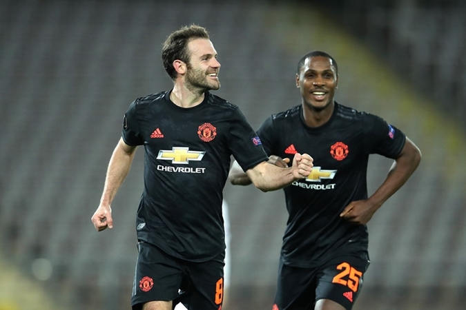 MATA LOVING BRUNO AND IGHALO LINK-UP - Bóng Đá