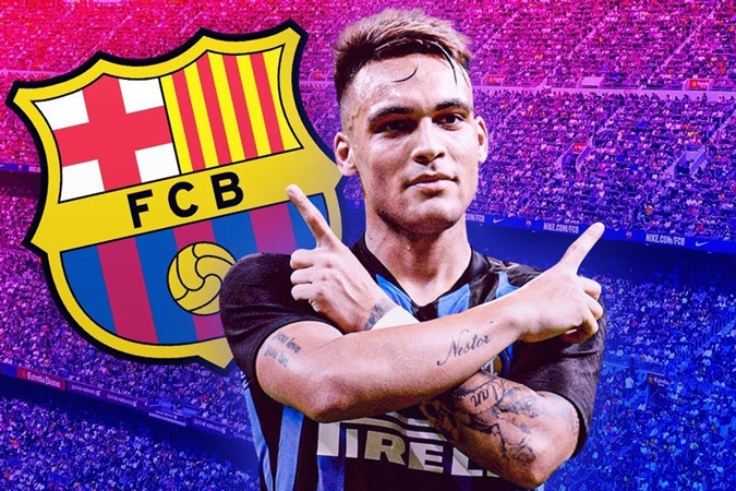 Inter Prepared To Invest In Arsenal Striker Pierre-Emerick Aubameyang If Lautaro Martinez Is Sold This Summer - Bóng Đá
