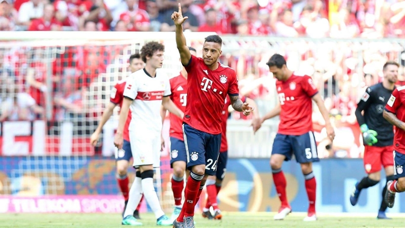 Juventus are reportedly interested in signing Bayern Munich midfielder Corentin Tolisso. - Bóng Đá