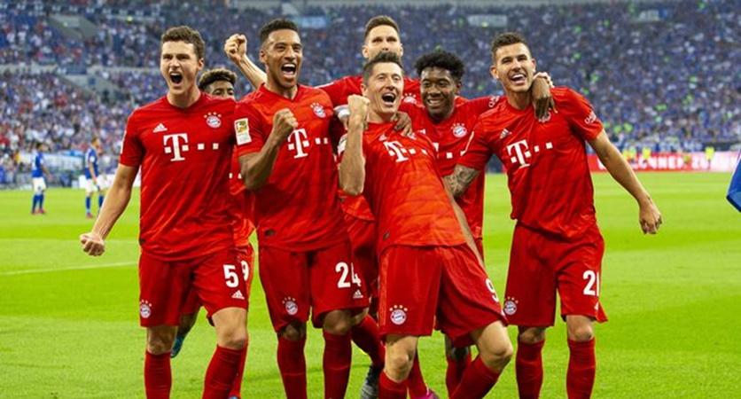 NHM phát cuồng khi Bayern lộ áo đấu thứ 3 cực chất - Bóng Đá