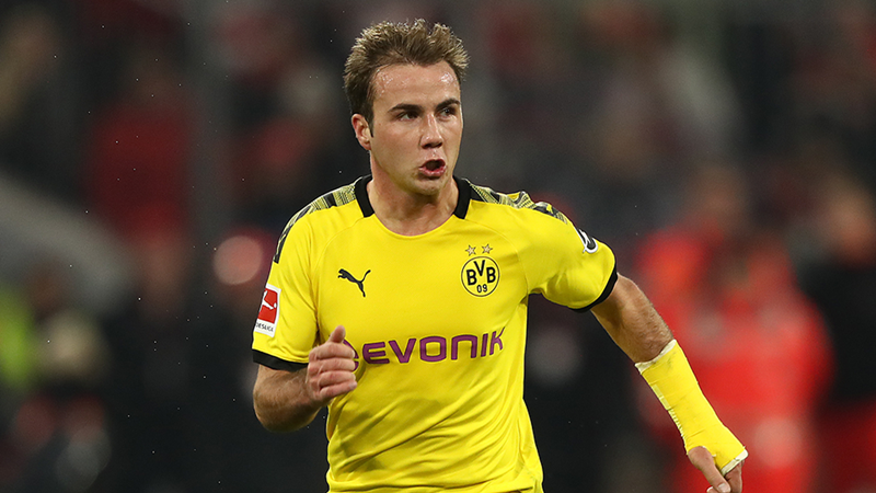 'I can't see Gotze joining a top club' - World Cup winner must 'step down' after Dortmund, says Matthaus - Bóng Đá